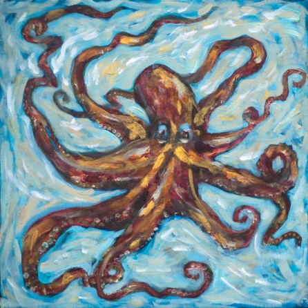 Octopus Copper